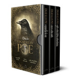 Box - Edgar Allan Poe - Histórias Extraordinárias - 3 Volu