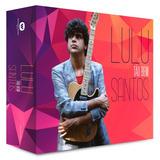 Box   Lulu Santos   Tão Bem   4 Cds   Original   Lacrado