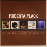Box   Roberta Flack   5 Classic Albums