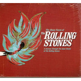 Box  Com 3 Cds Rolling Stones   The Many Faces Of