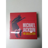 Box  Michael Jackson  The Collection   05  Cds  Lacrado