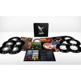 Box 10 Lps Single Black Sabbath  Supersonic Years Importado