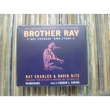 Box 11 Cds Audiobook Importado   Brother Ray Charles