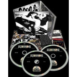 Box 2 Cd Dvd Digipak Scorpions Love At First Sting Dlx Novo