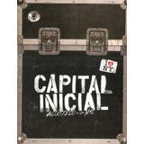 Box 2 Cds E Dvd Capital Inicial   Acustico