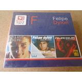 Box 3 Cds Felipe Dylon Brasil De A A Z Lacrado
