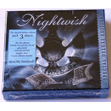 Box 3 Cds Nightwish   Dark Passion Play Special Deluxe Novo
