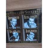 Box 4 Cd Set   The Million Sellers   Frank Sinatra  Bing
