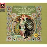 Box 4 Cd Wagner Tristan Und Isolde   Furtwangler