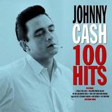Box 4 Cds   Johnny Cash    100 Hits