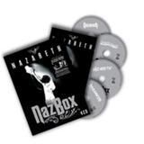 Box 4 Cds Nazareth   The Naz Box Importado Uk Novo Lacrado