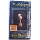 Box 4 Cds Ozzy Osbourne Prince Of Darkness Long Box  Lacrado