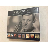 Box 4 Cds Ray Conniff Eight Classic Albums Lacrado