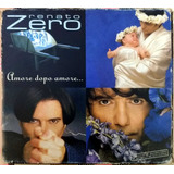Box 4 Cds Single   Renato Zero: Amore Dopo Amore   Cr Grátis