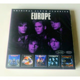 Box 5 Cd Europe Original Album Prisoners Paradise Tomorrow