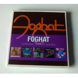 Box 5 Cd Foghat Original Album Foghat Live Fool For The City