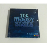 Box 5 Cd Moody Blues Classic Albums Our Children Every Good