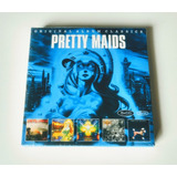 Box 5 Cd Pretty Maids Original Album Future World Jump Gun