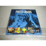 Box 5 Cds Pretty Maids Original Albums Classics 2015 Germany
