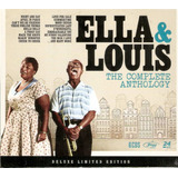 Box 6 Cd   Ella & Louis   The Complete Anthology   Novo