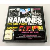 Box 6 Cd Ramones Sire Years 1976 Leave Home Rocket Pleasant