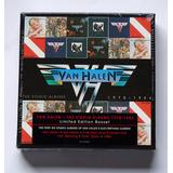 Box 6 Cds Van Halen   Studio Albums 1978 1984 Importado