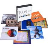 Box 7 Cd Rush Studio Albums Counterparts Vapor Trails Presto