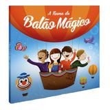 Box A Turma Do Balão Mágico   3 Cds Infantil