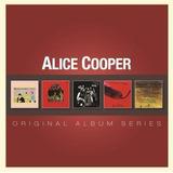 Box Alice Cooper Series   5 Cds Lacrados Box Colecionador