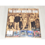 Box Allman Brothers Band   Original Album Classics  5 Cd s
