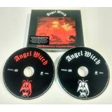 Box Angel Witch 30th Deluxe 2 Cd Mercyful Saxon Blitzkrieg
