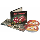 Box Bad Company   Straight Shooter  deluxe Duplo  Lacrado
