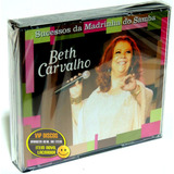 Box Beth Carvalho Sucessos Da Madrinha Do Samba 3 Cds Novo