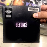 Box Beyonce The Platinum Edition Explicit Version Importado