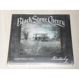 Box Black Stone Cherry   Kentucky 2016  europeu   Dvd Bônus