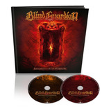 Box Blind Guardian   Beyond The Red Mirror  earbook Duplo