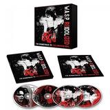 Box Blu Ray Cd Dvd Wasp Reidolized Sound Track The Crimson I
