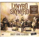 Box Cd   Dvd Lynyrd Skynyrd   Sweet Home Alabama   Novo