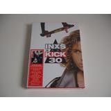 Box Cd  Dvd Inxs Kick 30   01 Blu Ray E 03 Cds