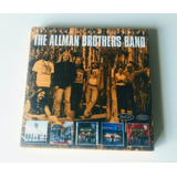 Box Cd Allman Brothers Original Eat Peach Idlewild Brothers