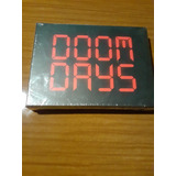 Box Cd Bastille Doom Days Importado Lacrado