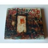 Box Cd Black Sabbath Mob Rules Deluxe Duplo Eternal Live