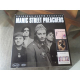 Box Cd Manic Street Preachers Original Album Classics Import