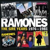 Box Cd Ramones Sire Years 1976 1981