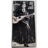 Box Cd Robert Johnson The Complete Recordings   Seminovo