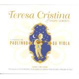 Box Cd Teresa Cristina   A Música De Paulinho Da Viola