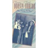 Box Cd Tommy Dorsey   Frank Sinatra Importado Lacrado