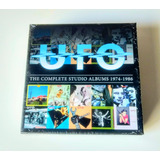 Box Cd Ufo Complete Studio Albums Force It Lights Out 10 Cds