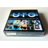 Box Cd Ufo The Complete Studio Albums Michael Schenker 10 Cd