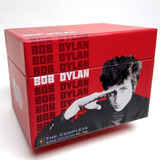 Box Cds  Bob Dylan  Complete Album Collection  47 Cds